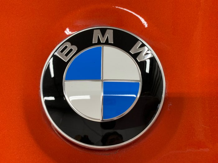 BMW、Ⅿ4、デントリペア
