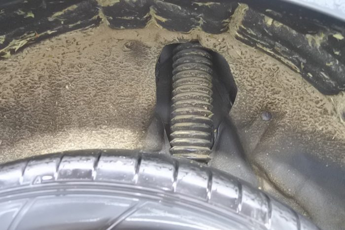 CR-Ⅴ、洗車